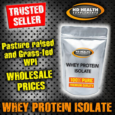 4Kg Mixed Flavours | Whey Protein Isolate Powder | Choc Vanilla Raw Wpi