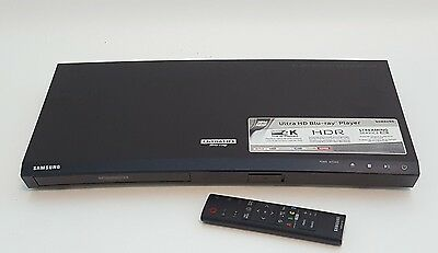 Samsung 4K Ultra HD Blu-ray Player with Built-in WiFi UBD-K8500 - NEW OPEN BOX