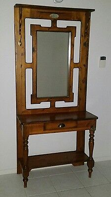 Hallstand with Mirror