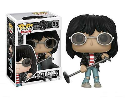 The Ramones Joey Ramone Pop! Vinyl Figure FUNKO 55