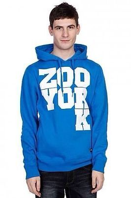 "Pull sweat homme à capuche ZOO YORK ""DROP K HOODY"" Taille S  Neuf Val:75€"