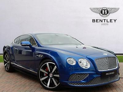 2016 Bentley Continental GT 4.0 V8 S Mulliner Driving Spec 2dr Auto Automatic Co
