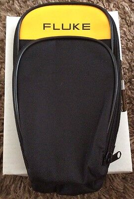 Fluke C125 Soft Meter Case for Fluke 120 Series + Other Testers / UK