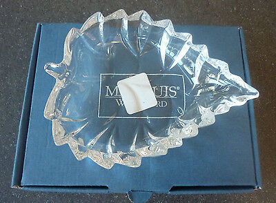 Marquis by Waterford Leaf crystal