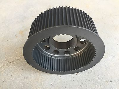 "Harley Primary Belt Drive Pulley - Rivera Primo 3"" - Clutch - 4 Speed - New"