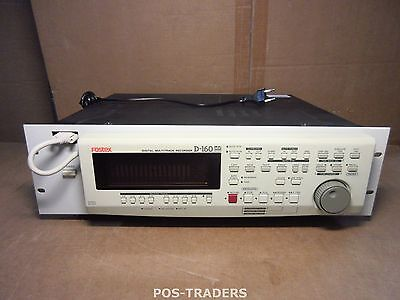 FOSTEX D-160 ADAT 16-Track HardDisk Digital Multitrack Disk Recorder