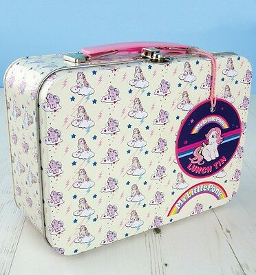 my little pony lunch tin-retro-vintage