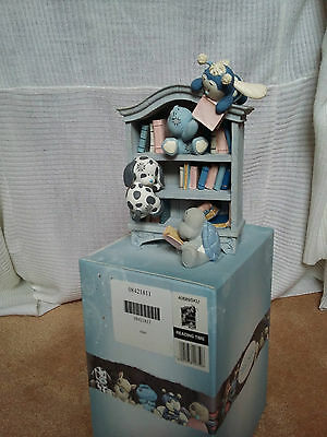 Reading Time with My Blue Nose Friends Figurine BOXED Me to You Tatty Teddy