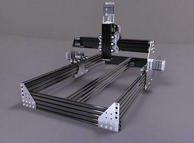 OX CNC Router/laser cutter Gantry Plates Stainless Steel Standard Size