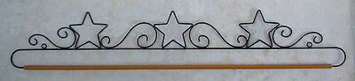 "3 STAR Quilt Hanger with Dowel 38"" (96cm) - Large Size (PT-5221B)"