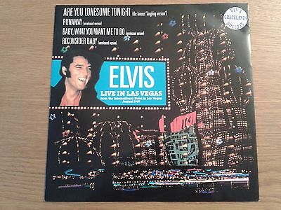 "ELVIS PRESLEY 12"" Single Pic Sleeve ARE YOU LONESOME TONIGHT (Laughing Version)"