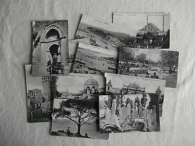 Constantinople postcards