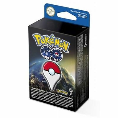 Pokemon Go Plus - BRAND NEW AND SEALED - IN STOCK