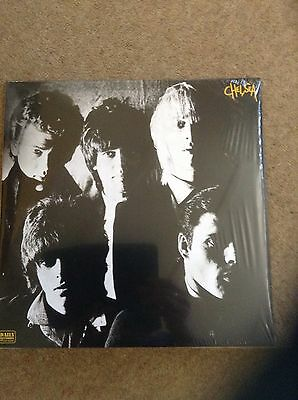 Chelsea self titled 1st vinyl album. mint condition with inner.