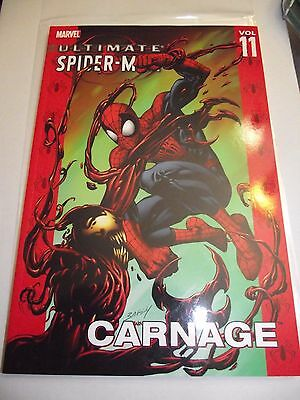 Ultimate Spider-Man Vol. 11 Carnage TPB VF/NM