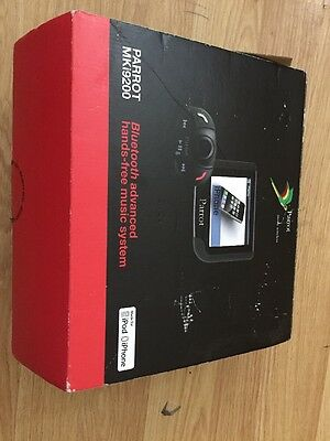 Parrot MKi9200 Bluetooth Handsfree Car Kit iPhone iPod Used