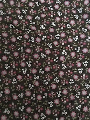 Carter's girl 6 months one piece infant bodysuit brown pink floral