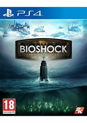 BioShock: The Collection (PS4) Playstation 4 New & Sealed