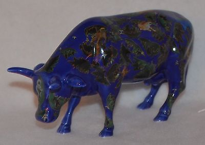 Cow Parade - Cow Figurine - #9184 - For Every New Year - 2002  (5)