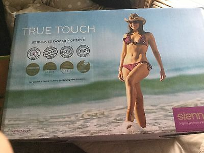 sienna x true touch tanning machine and tent