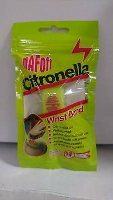 NAF Off Citronella Wristband - Fly Protection for you & your horse