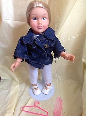 Design A Friend Doll - Designafriend - Chad Valley - Lily - Clothes And Shoes