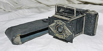Ensign Midget Vintage 1930's Miniature Folding Camera