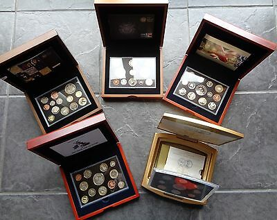 2002-2010 Royal Mint Executive Proof Set- Choose Your Year
