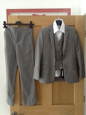 boys 4 piece suit age 10