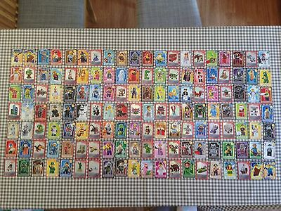 Lego create the world trading cards complete set of 140 ships worldwide