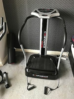 Exercise Vibration Plate, used 3 times