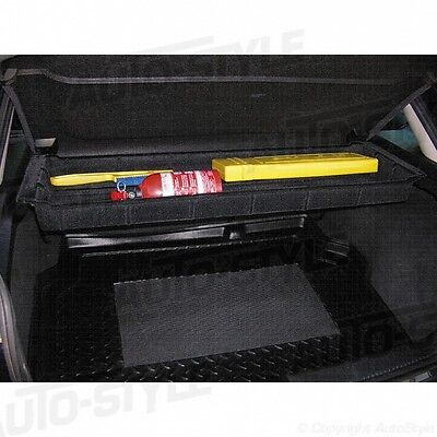 AutoStyle Parcel Shelf Compartment Tray / Storage To Fit Peugeot 207 - RRP-£65