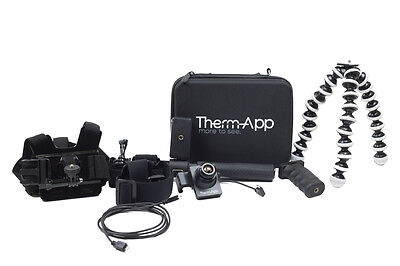 Therm-App Device (19mm lens) & Full Accessories Kit