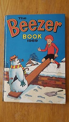 The Beezer Book 1969 - Good Condition