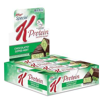 Kellogg's® Special K Protein Meal Bars, Chocolatey Mint, 1.59 oz  038000139734