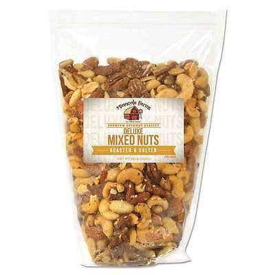 Office Snax® All Tyme Favorite Nuts, Deluxe Nut Mix, 34 oz Bag 856924000981