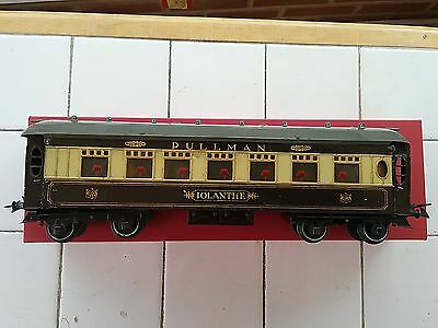Hornby O Gauge No.2 Special Pullman Parlour Car Iolanthe in repro box