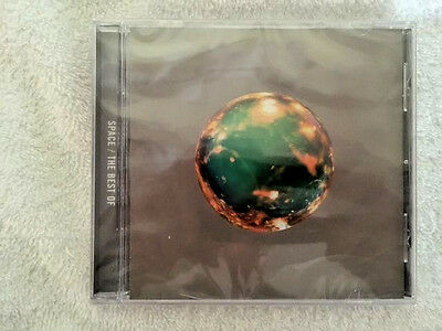 """Space """"The Best Of"""" (Brand New & Sealed Import CD)"""