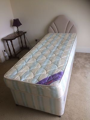 """Single Bed 2' 6"""" With Storage Draws Underneath"""