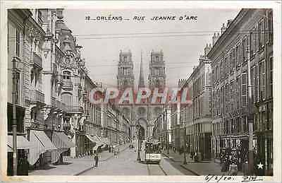 CPA Orleans Rue Jeanne d'Arc Tramway