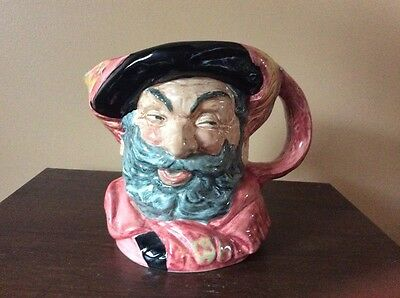 "Royal  Doulton ""Falstaff"" Character Jug Large"