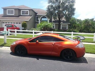 2007 Mitsubishi Eclipse CUSTOM LOWERED SUSPENSION 2007 MITSUBISHI ECLIPSE CUSTOMIZED! HOT! HOT! HOT! FLORIDA CAR! 5-SPD*LOWERED*