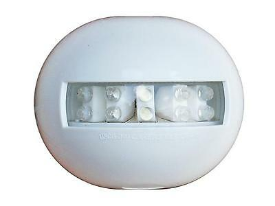 LED White Round Stern Navigation Light for Boats - Five Oceans (BC 3469)