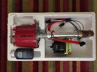 OMC Electronic Ignition Distributor Kit GM 305 thru 502 FREE S&H OVERSTOCK $248!