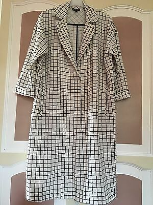 Top Shop Duster Coat Sz 6