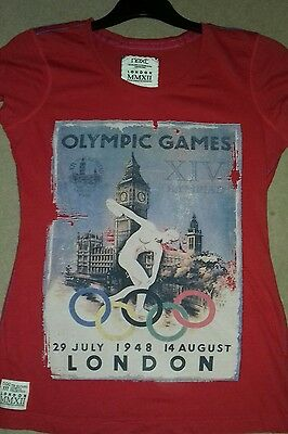 Olympic games collectible T-shirt 1948
