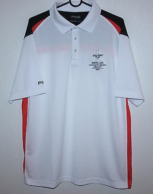 Solheim Cup golf shirt jersey club St. Leon-Rot 2015 Europe USA Germany Ping L