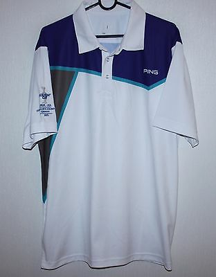 Solheim Cup golf shirt jersey club St. Leon-Rot 2015 Europe USA Germany Ping