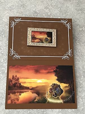 Disney Beauty And The Beast Acme Pin LR Acme Belle Pin Pinopolis Game Piece