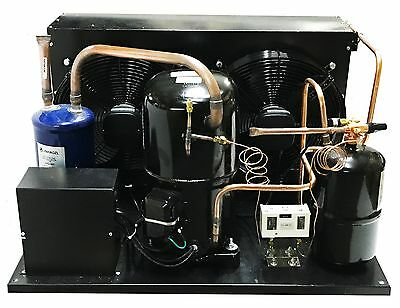 Outdoor KM2512Z-6 Condensing Unit 3 HP, Low Temp, R404A, 220V, 1 PH